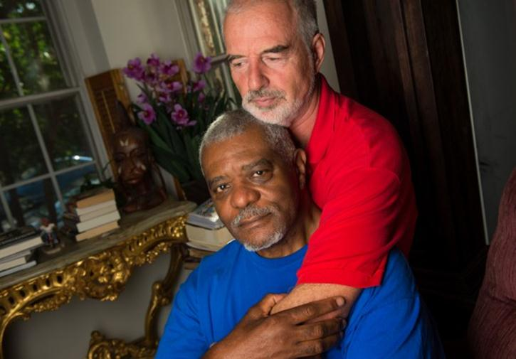 Pictures of old gay men